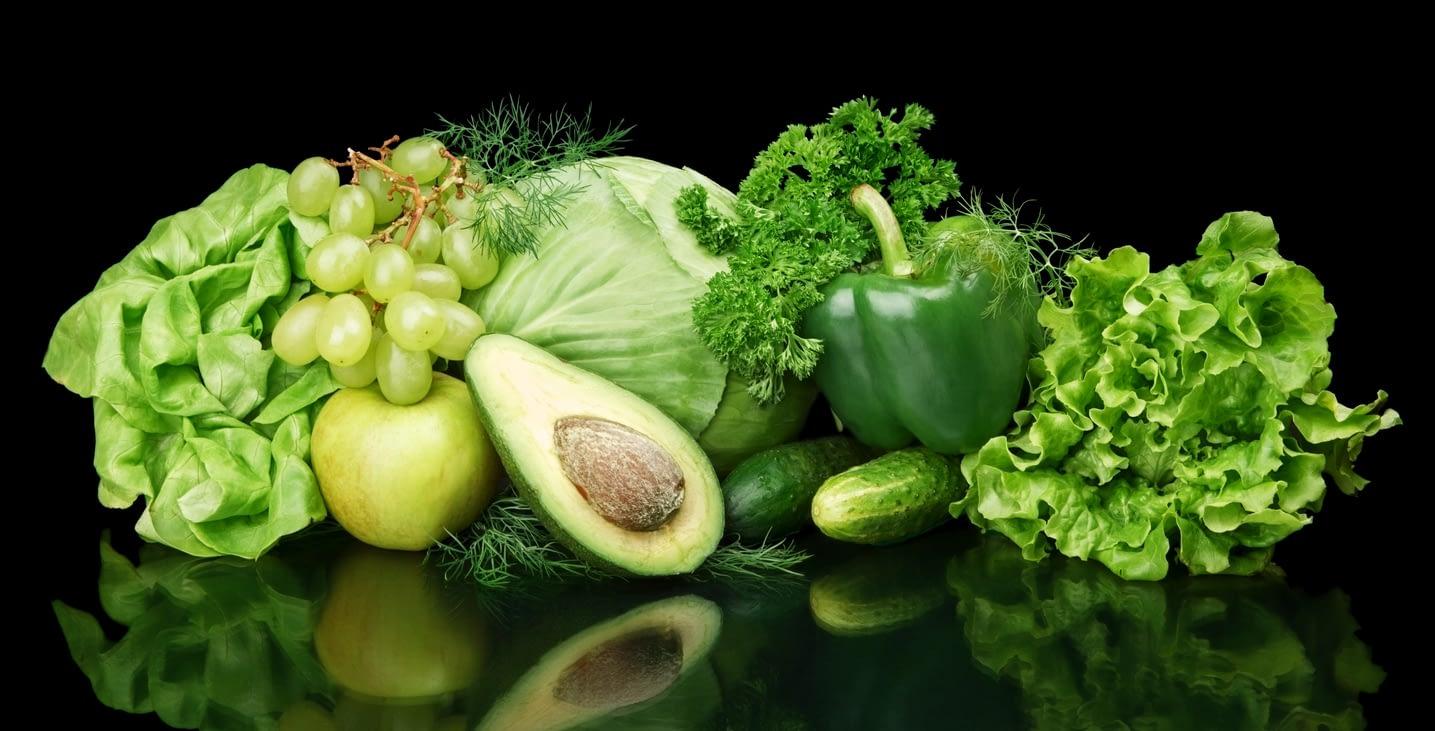 健康的饮食